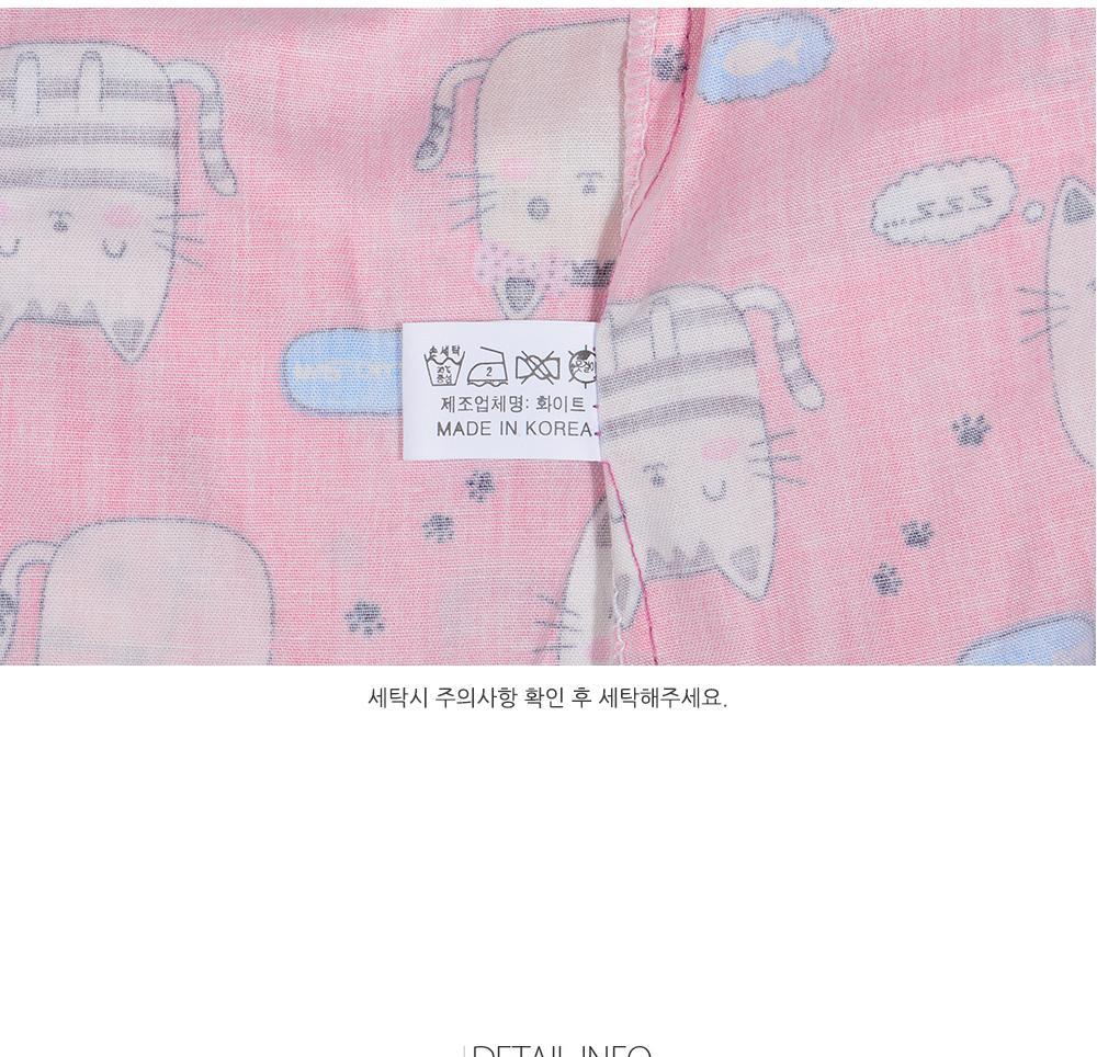 (아동파자마여)9세-12세 고급 순면 귀여운 캐릭터 허 파자마 잠옷바지 밴딩파자마 어린이잠옷 밴딩잠옷