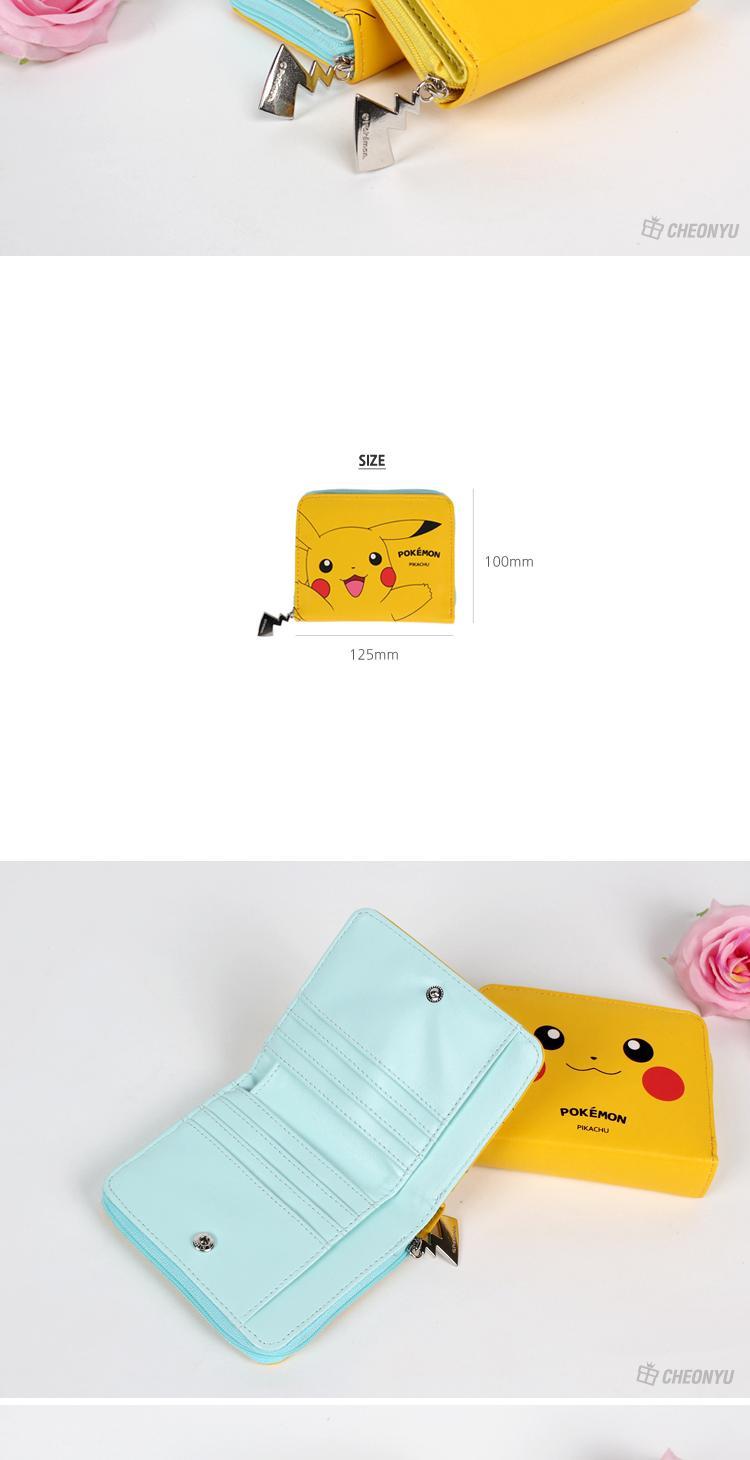 포켓몬 완소지갑-랜덤 포켓몬유아지갑 포켓몬어린이지 포켓몬유아지갑 포켓몬어린이지갑 어린이지갑 아동지갑 사각지갑